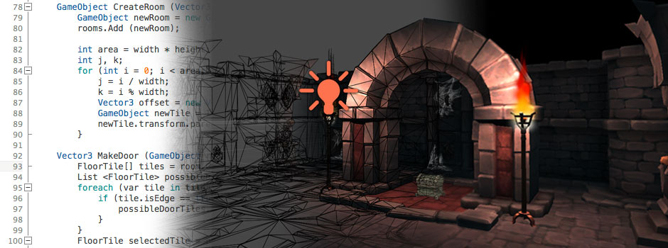The Cauldron – A random dungeon generator (Part 1) | The Ant Ranch: Blog